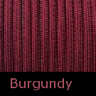 burgundy paracord