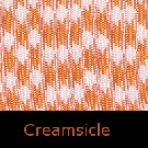 creamsicle paracord