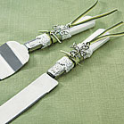 Celtic Wedding Cake Knife and Server Set